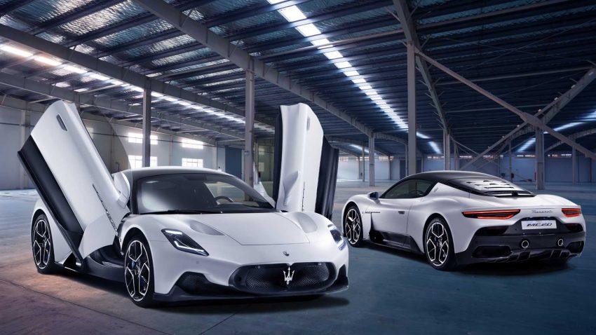 全新旗舰超跑亮相, Maserati MC20 全球首发, 2.9秒飙破百 Image #134563