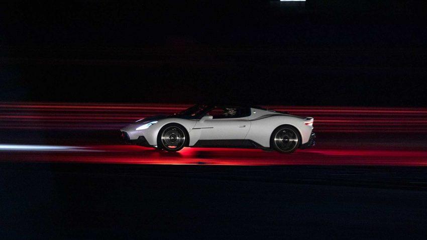 全新旗舰超跑亮相, Maserati MC20 全球首发, 2.9秒飙破百 Image #134566