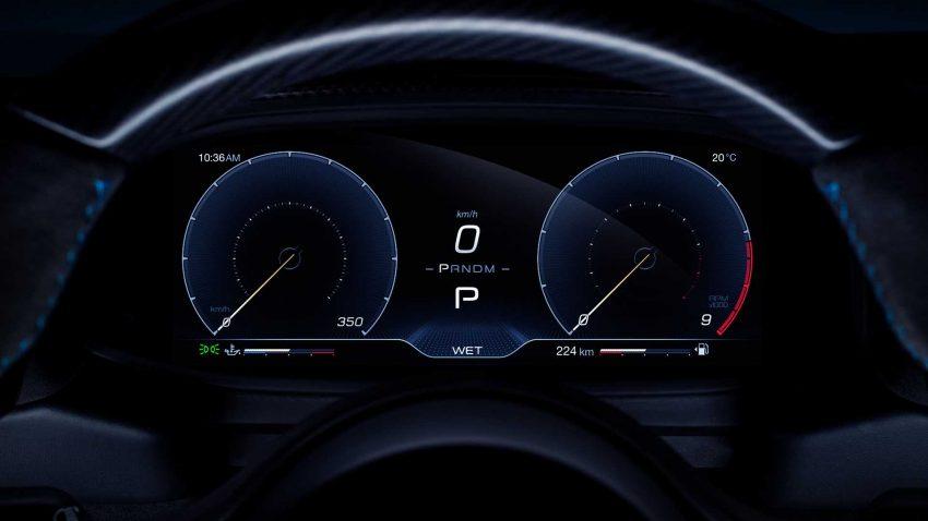 全新旗舰超跑亮相, Maserati MC20 全球首发, 2.9秒飙破百 Image #134569