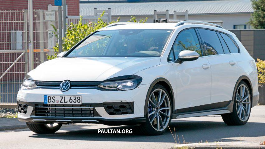 全球资讯_官方预告释出!Mk8 Volkswagen Golf R 11月4日全球首发 VW-Golf-R-Variant-2 ...