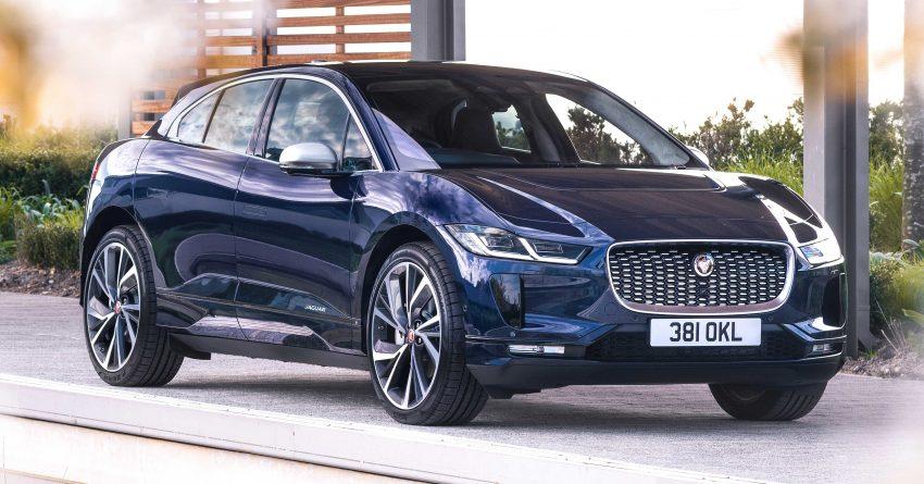 Jaguar Land Rover 去年销量暴跌23.6%, 归咎于新冠肺炎 Image #144366
