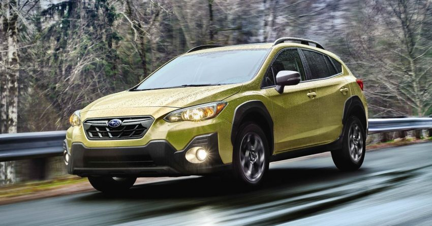 Subaru 去年英国销量不到1,000辆, 自认已成老人家品牌 Image #144801