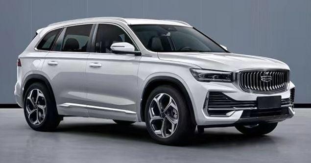 全新旗舰SUV, 吉利 KX11 申报文件被曝光, 搭载2.0T引擎? Image #145188
