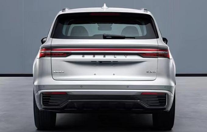 全新旗舰SUV, 吉利 KX11 申报文件被曝光, 搭载2.0T引擎? Image #145189