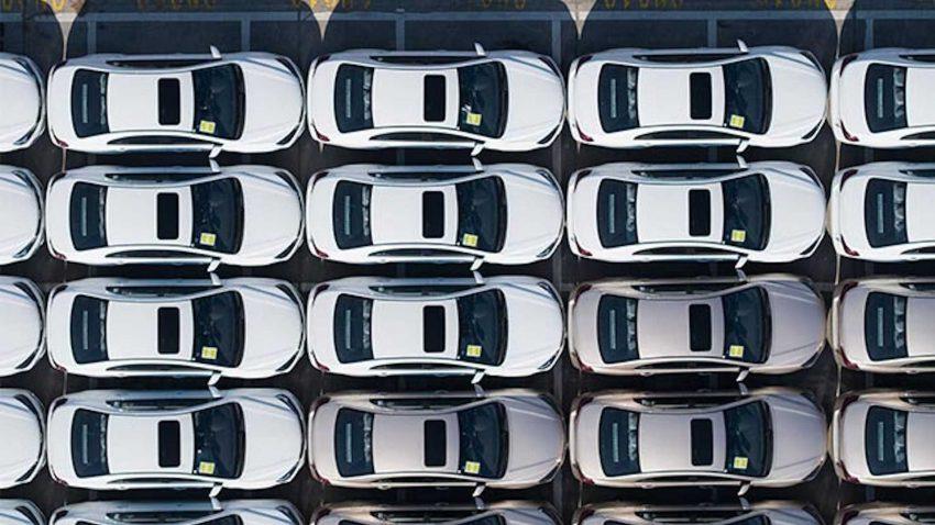 世界最大汽车拼图来拜年! 吉利1,339辆帝豪创造世界纪录 Image #145421