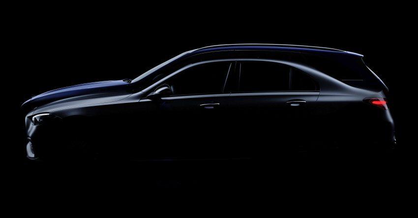 原厂正式预告, 全新Mercedes-Benz C-Class本月23日首发 Image #145480
