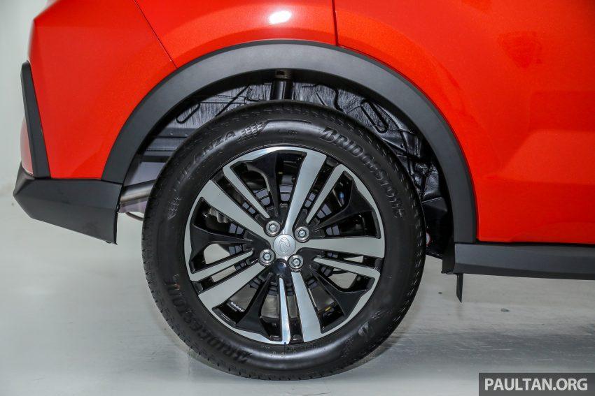 Perodua Ativa 1.0T 正式上市: 三个等级规格差异逐个看 Image #147012