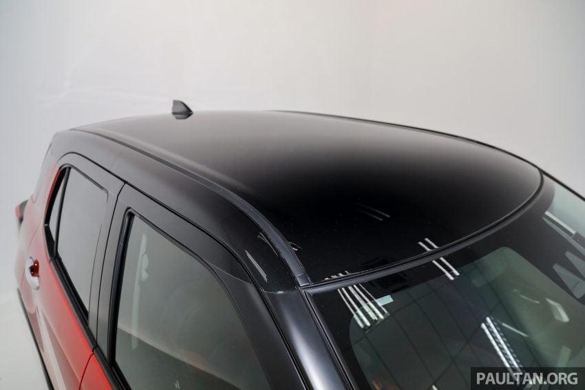 Perodua Ativa 1.0T 正式上市: 三个等级规格差异逐个看 Image #147021