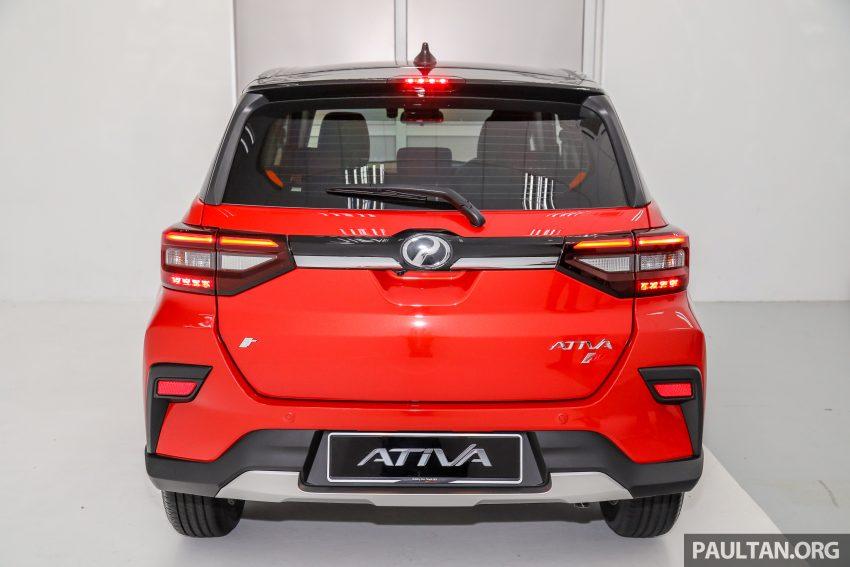 Perodua Ativa 1.0T 正式上市: 三个等级规格差异逐个看 Image #147042