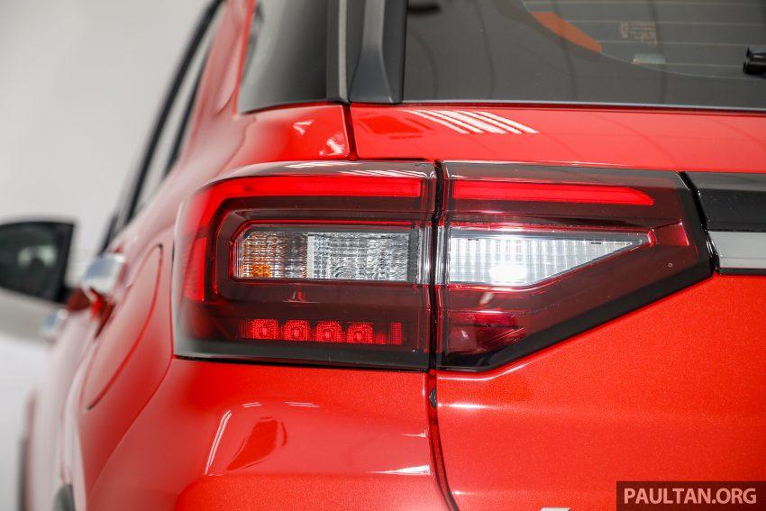 Perodua Ativa 1.0T 正式上市: 三个等级规格差异逐个看 Image #147044