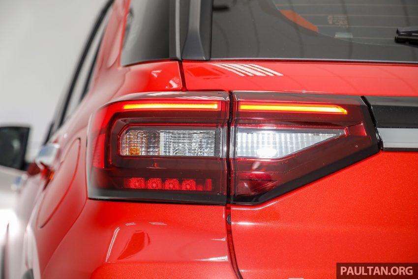 Perodua Ativa 1.0T 正式上市: 三个等级规格差异逐个看 Image #147045