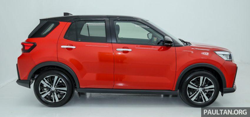 Perodua Ativa 1.0T 正式上市: 三个等级规格差异逐个看 Image #147000