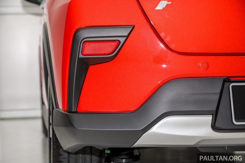 Perodua Ativa 1.0T 正式上市: 三个等级规格差异逐个看 Image #147048