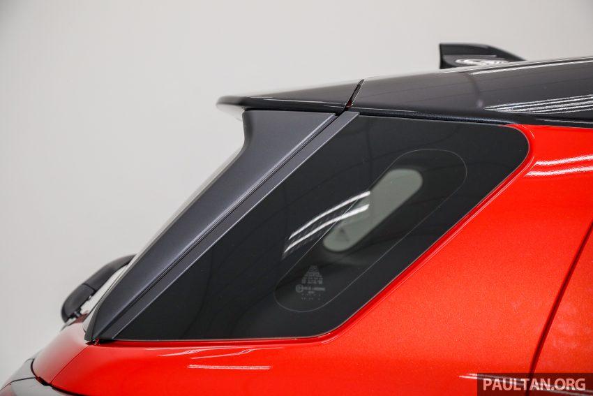 Perodua Ativa 1.0T 正式上市: 三个等级规格差异逐个看 Image #147052