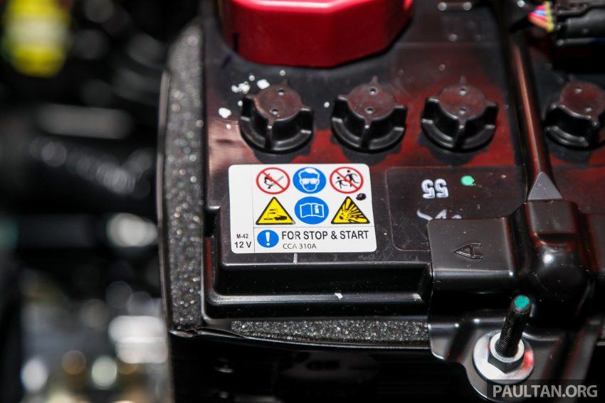 Perodua Ativa 1.0T 正式上市: 三个等级规格差异逐个看 Image #147064