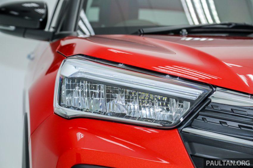 Perodua Ativa 1.0T 正式上市: 三个等级规格差异逐个看 Image #147004