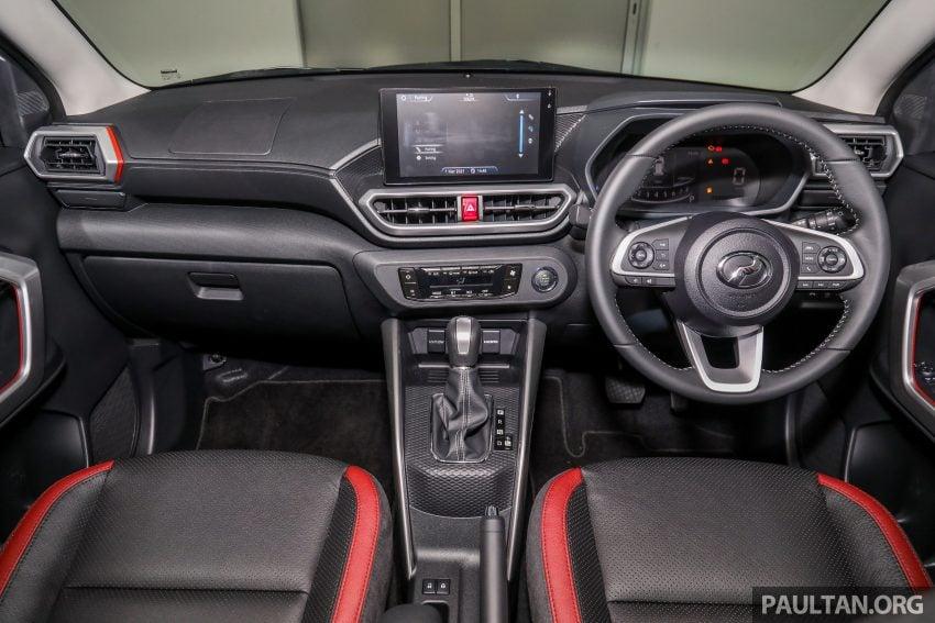 Perodua Ativa 1.0T 正式上市: 三个等级规格差异逐个看 Image #147067