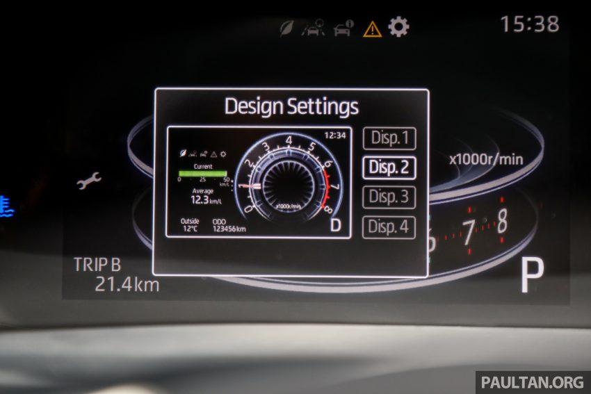 Perodua Ativa 1.0T 正式上市: 三个等级规格差异逐个看 Image #147086
