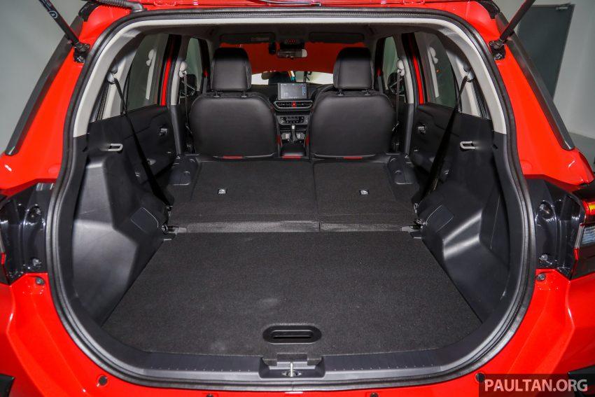 Perodua Ativa 1.0T 正式上市: 三个等级规格差异逐个看 Image #147191