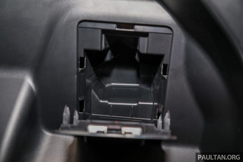 Perodua Ativa 1.0T 正式上市: 三个等级规格差异逐个看 Image #147193