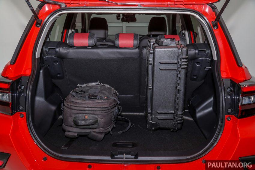 Perodua Ativa 1.0T 正式上市: 三个等级规格差异逐个看 Image #147195