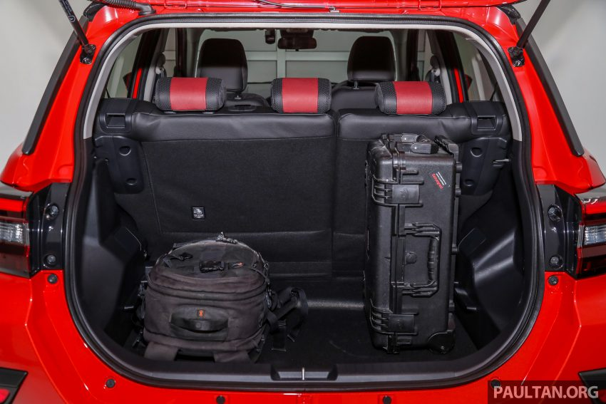 Perodua Ativa 1.0T 正式上市: 三个等级规格差异逐个看 Image #147196