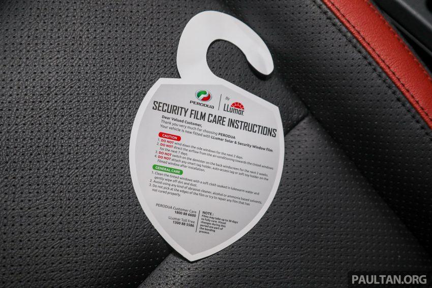 Perodua Ativa 1.0T 正式上市: 三个等级规格差异逐个看 Image #147203