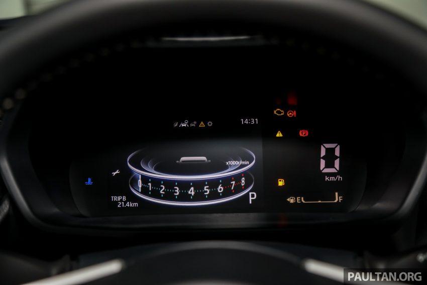 Perodua Ativa 1.0T 正式上市: 三个等级规格差异逐个看 Image #147111