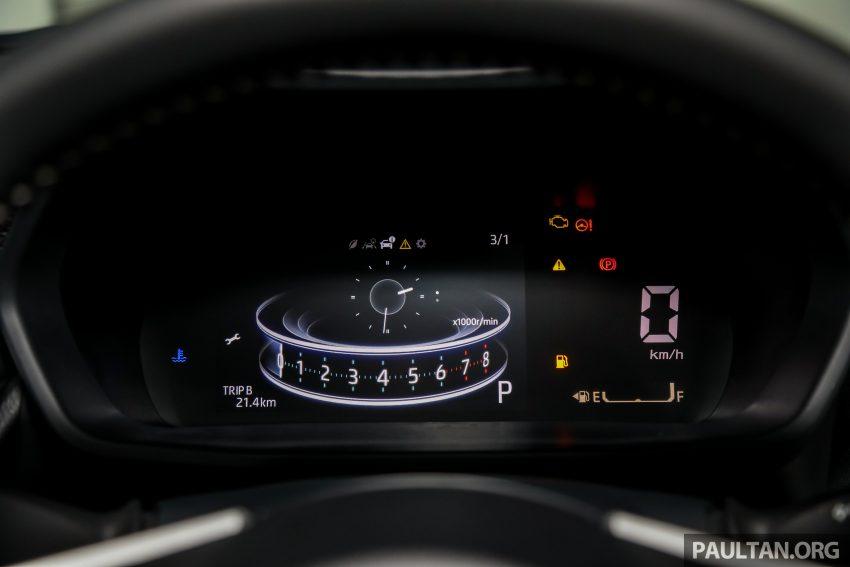 Perodua Ativa 1.0T 正式上市: 三个等级规格差异逐个看 Image #147113