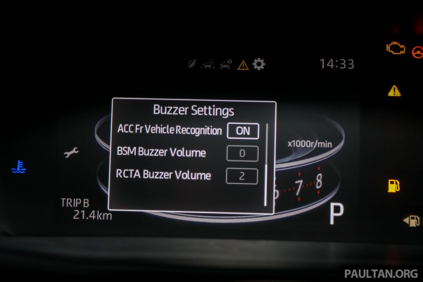 Perodua Ativa 1.0T 正式上市: 三个等级规格差异逐个看 Image #147117