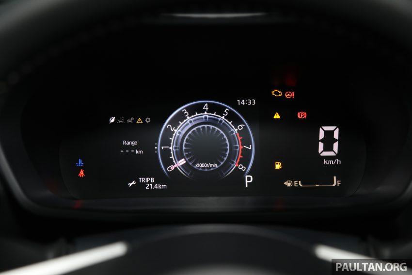 Perodua Ativa 1.0T 正式上市: 三个等级规格差异逐个看 Image #147119