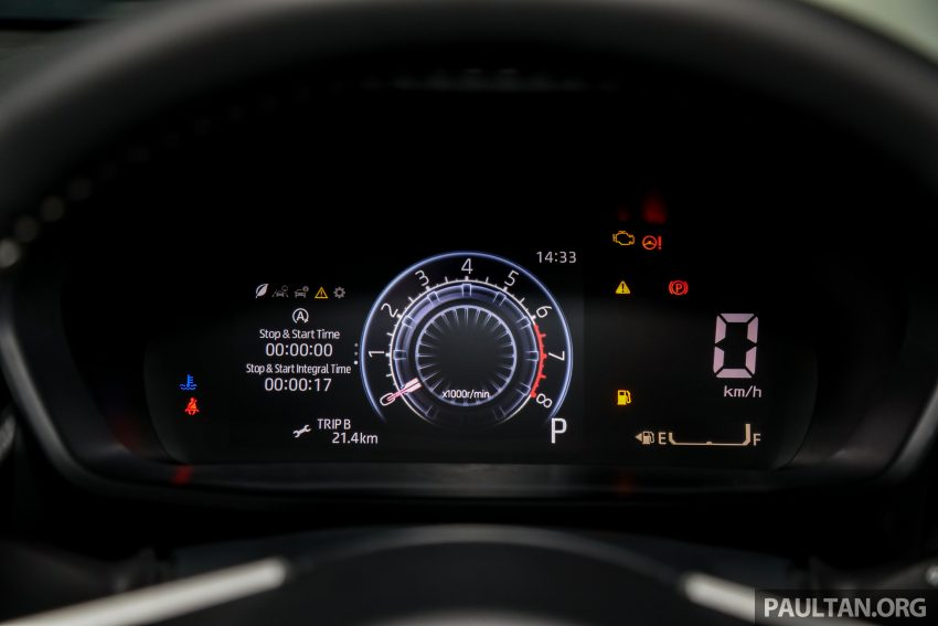 Perodua Ativa 1.0T 正式上市: 三个等级规格差异逐个看 Image #147120