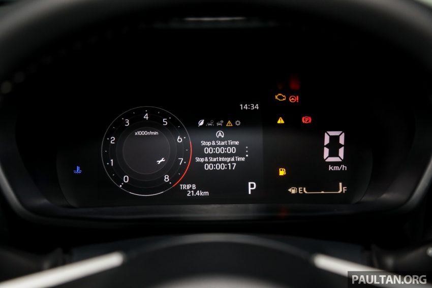Perodua Ativa 1.0T 正式上市: 三个等级规格差异逐个看 Image #147121