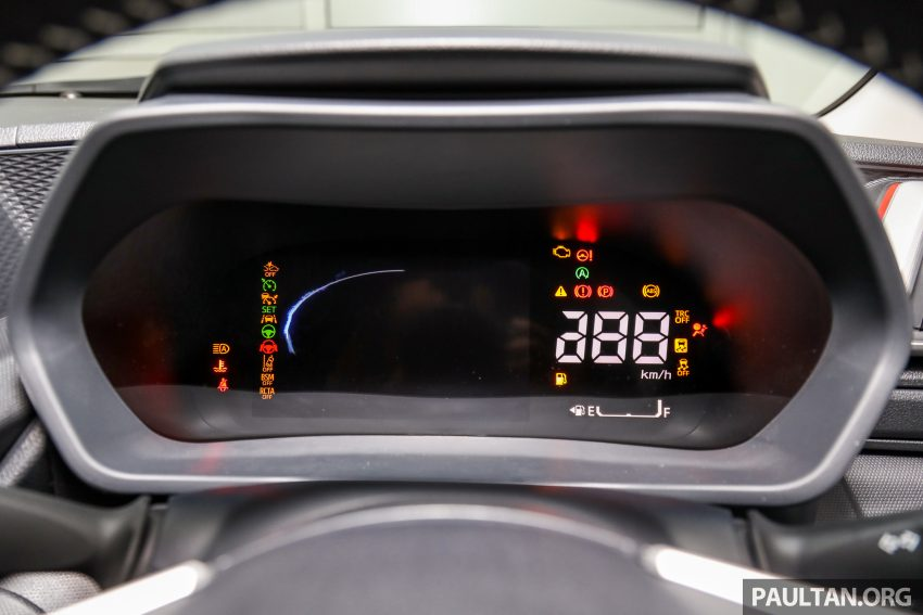 Perodua Ativa 1.0T 正式上市: 三个等级规格差异逐个看 Image #147073
