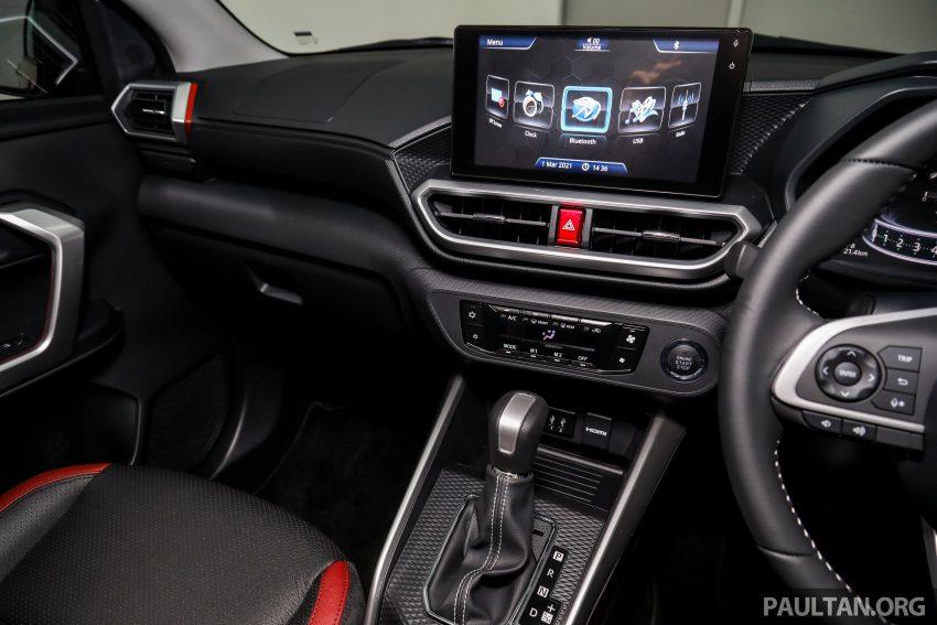 Perodua Ativa 1.0T 正式上市: 三个等级规格差异逐个看 Image #147136
