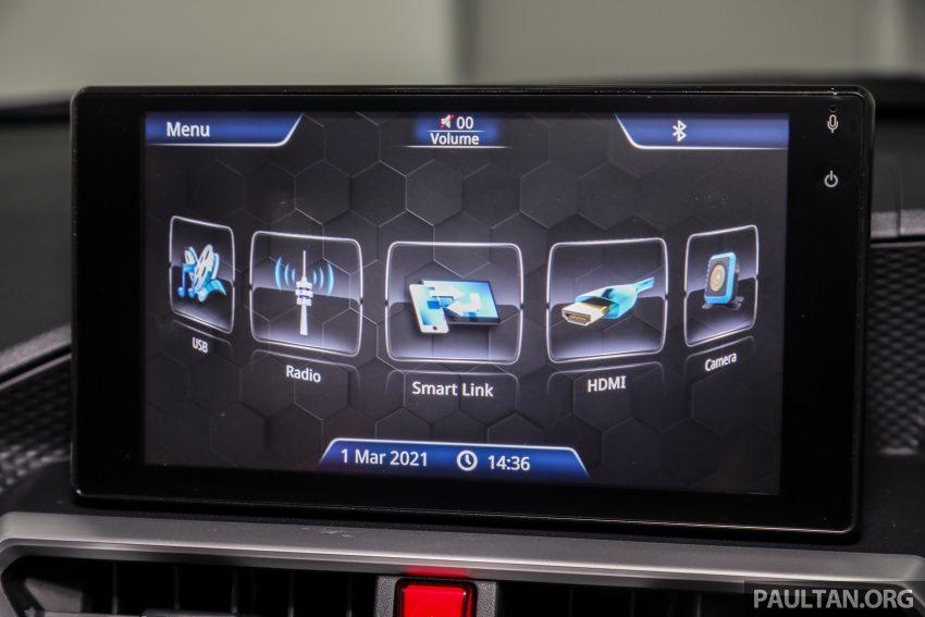 Perodua Ativa 1.0T 正式上市: 三个等级规格差异逐个看 Image #147137
