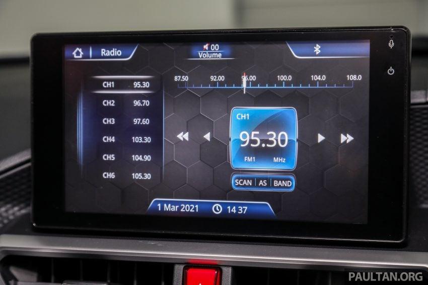 Perodua Ativa 1.0T 正式上市: 三个等级规格差异逐个看 Image #147140