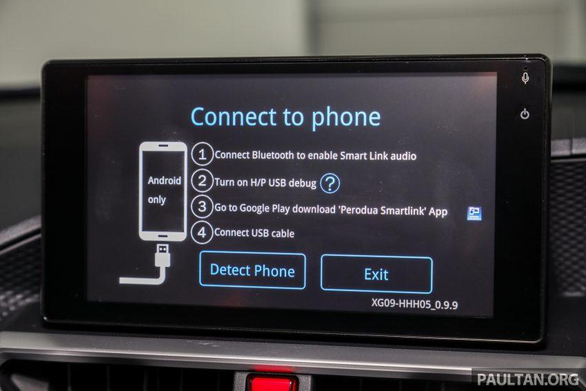 Perodua Ativa 1.0T 正式上市: 三个等级规格差异逐个看 Image #147141