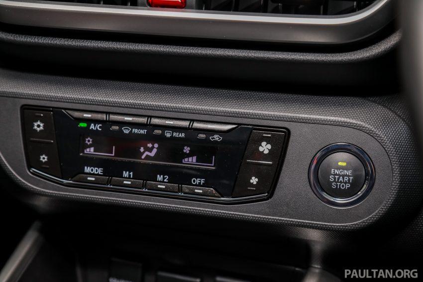 Perodua Ativa 1.0T 正式上市: 三个等级规格差异逐个看 Image #147149