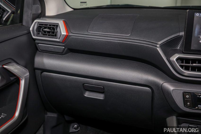 Perodua Ativa 1.0T 正式上市: 三个等级规格差异逐个看 Image #147157