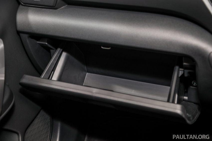 Perodua Ativa 1.0T 正式上市: 三个等级规格差异逐个看 Image #147158