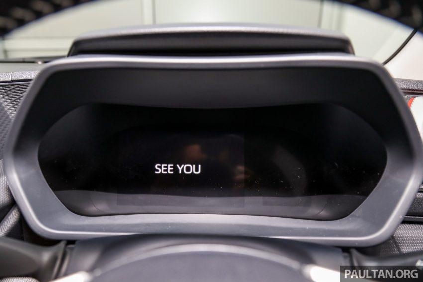 Perodua Ativa 1.0T 正式上市: 三个等级规格差异逐个看 Image #147079