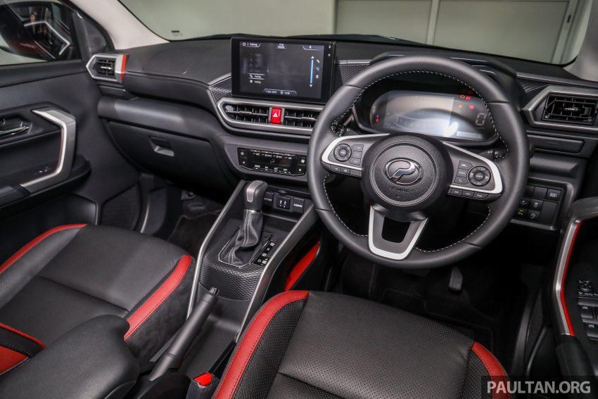 Perodua Ativa 1.0T 正式上市: 三个等级规格差异逐个看 Image #147165