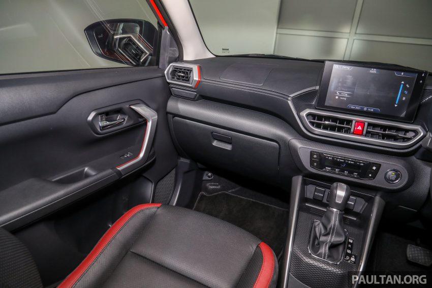 Perodua Ativa 1.0T 正式上市: 三个等级规格差异逐个看 Image #147167