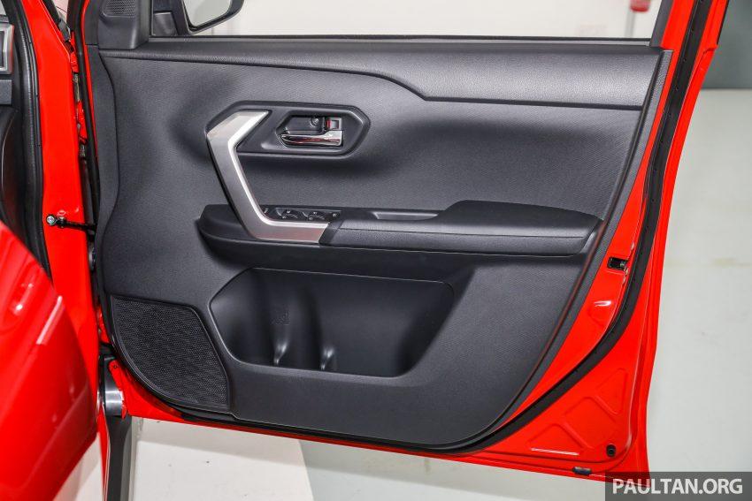 Perodua Ativa 1.0T 正式上市: 三个等级规格差异逐个看 Image #147176