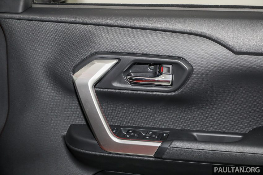 Perodua Ativa 1.0T 正式上市: 三个等级规格差异逐个看 Image #147177