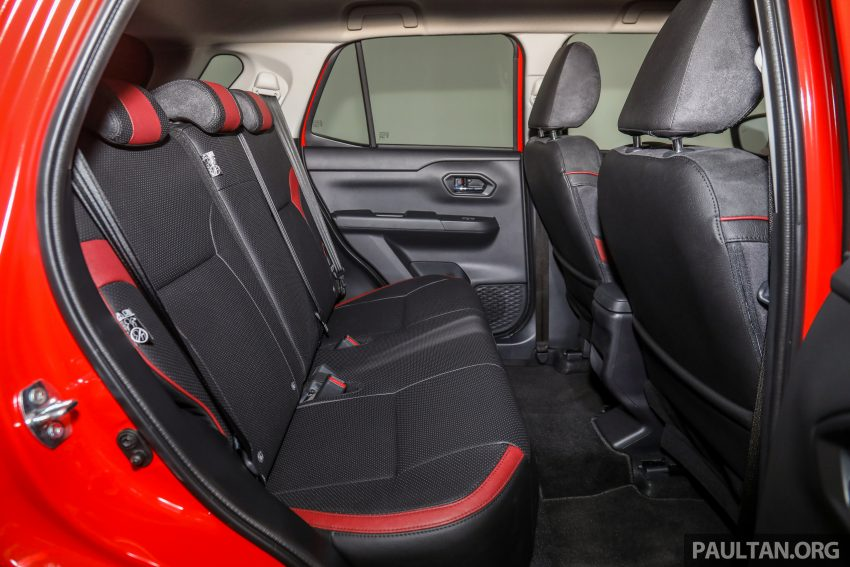 Perodua Ativa 1.0T 正式上市: 三个等级规格差异逐个看 Image #147179