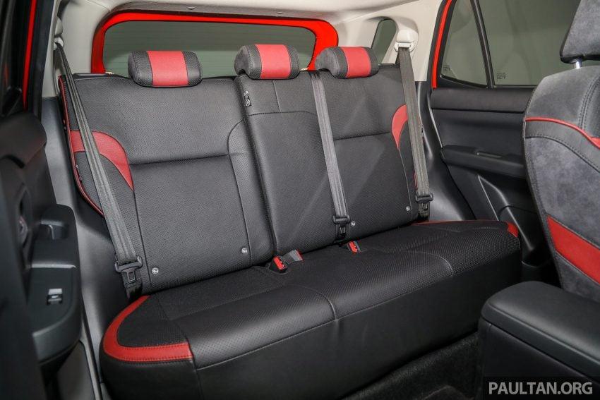 Perodua Ativa 1.0T 正式上市: 三个等级规格差异逐个看 Image #147180
