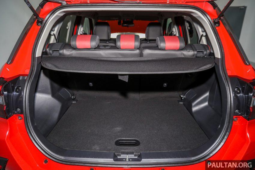 Perodua Ativa 1.0T 正式上市: 三个等级规格差异逐个看 Image #147188