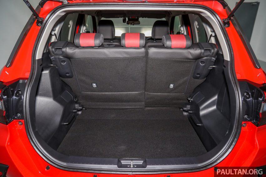 Perodua Ativa 1.0T 正式上市: 三个等级规格差异逐个看 Image #147190